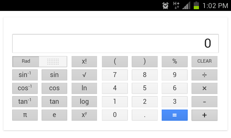 online calculator mobile Free Online Calculator on Google