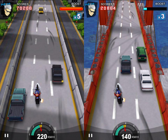 Bike Games For Android This is bike racing in which