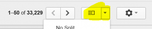 inbox split 300x57 Enable Reading Preview Pane in Gmail