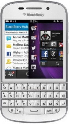 BlackBerry Q10 Specification, Price, Release Date