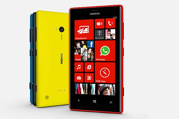 Nokia Lumia 720 Price in India, Available for sale at Rs.18,999