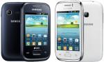 Samsung Galaxy Young and Galaxy Y Plus