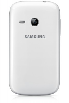 Samsung Galaxy Young back