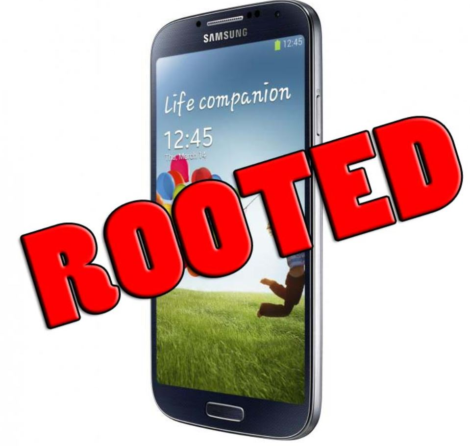 ... Root locked Galaxy S4 Snapdragon using MotoChopper Root Method