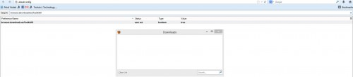 Enable, Disable new Download Manager UI in Firefox 20 – Video