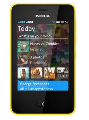 Nokia Asha 501 available online in India for Pre-Order at Rs. 5,950