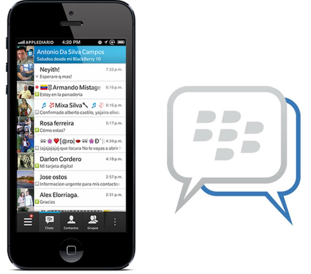 Free bb messenger icon 10523 | download bb messenger icon 10523.