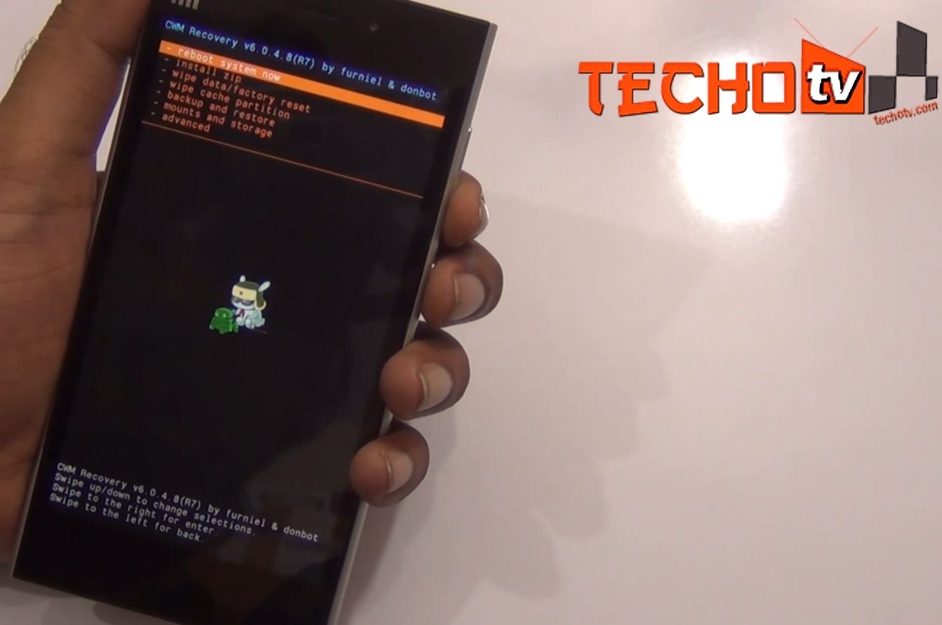 How to root Xiaomi Mi 3 latest MIUI (WCDMA/3G)